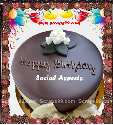 Social Aspects Birthday
